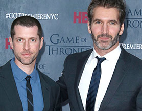 DB Weiss and David Benioff