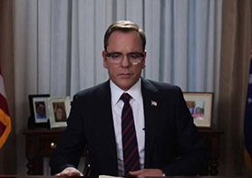 Designated Survivor stars Kiefer Sutherland