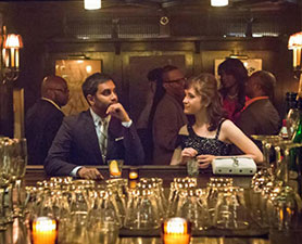 Aziz Ansari comedy Master of None