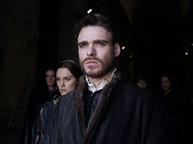 Game of Thrones star Richard Madden in Medici: Masters of Florence