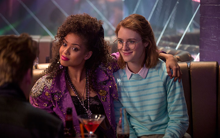 Halt and Catch Fire's Mackenzie Davis stars in the episode San Junipero