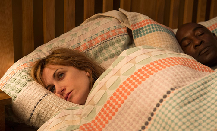 Katherine Kelly as HIM's mother