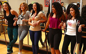 Dynamic Television has taken the rights to Hulu's East Los High