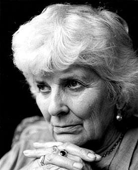 Elizabeth Jane Howard passed away in 2014