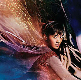 The sequel to Moribito: Guardian of the Spirit was screened in Cannes