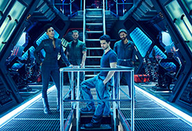 The Expanse has been picked up by Netflix
