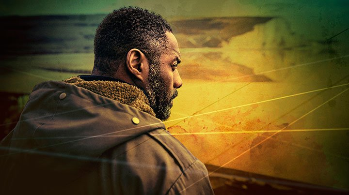 Neil Cross's Luther