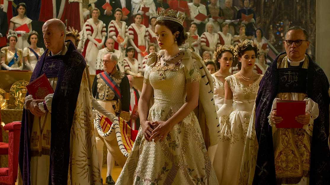 A royally good show