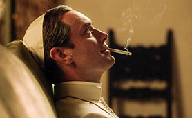 The Young Pope also achieved underwhelming ratings on Sky Atlantic