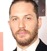 Tom Hardy at Content London