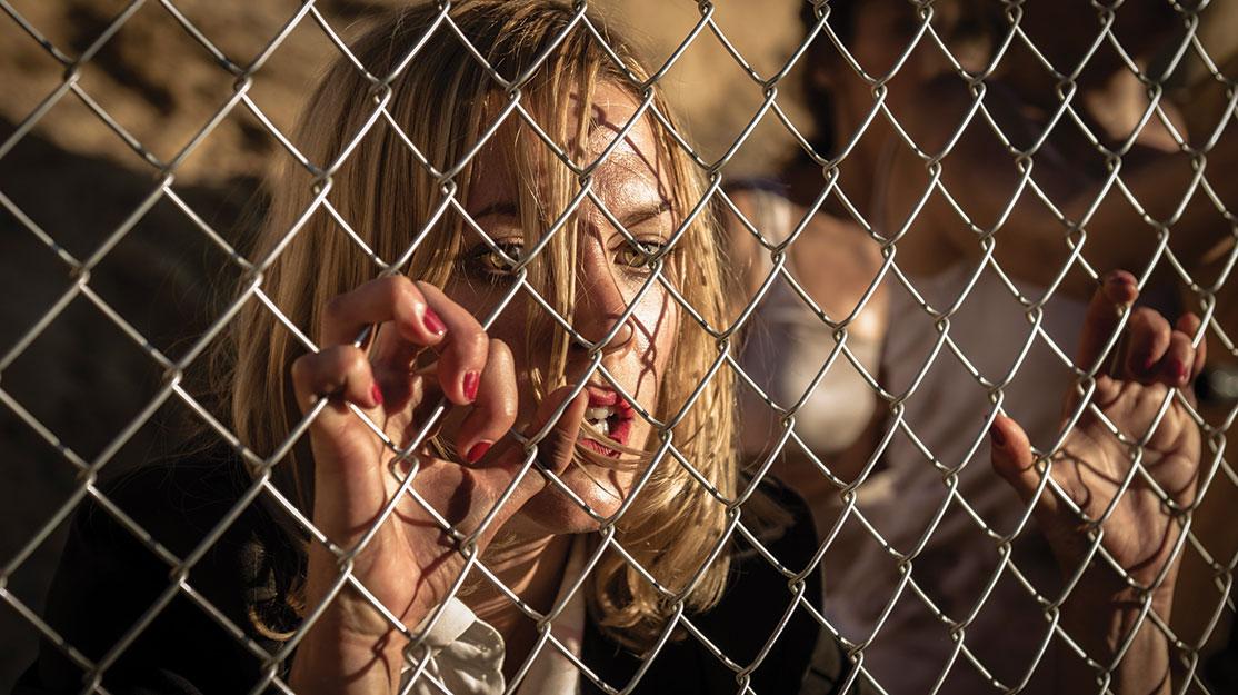 Drama behind bars