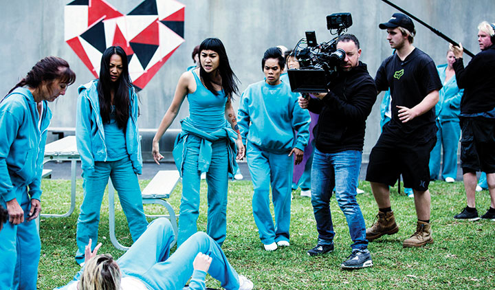Aussie 'blockbuster' Wentworth will be back for a fifth season in 2017