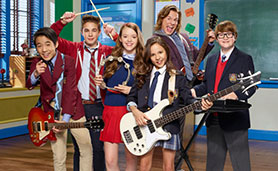 Nickelodeon has greenlit a third season of School of Rock, based on the Jack Black movie