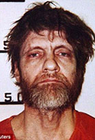 Ted Kaczynski, aka the Unabomber