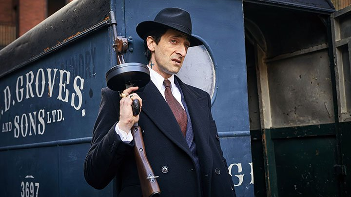 """Oscar winner Adrien Brody is among the additions to Peaky Blinders' S4  cast. """""""