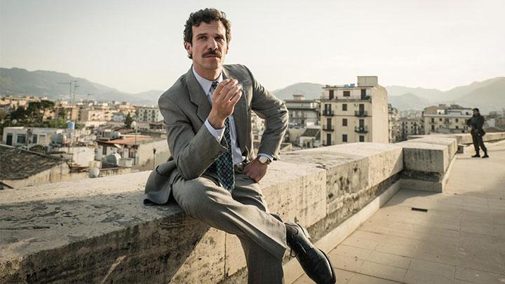 """Il Cacciatore stars Francesco Montanari. """""""