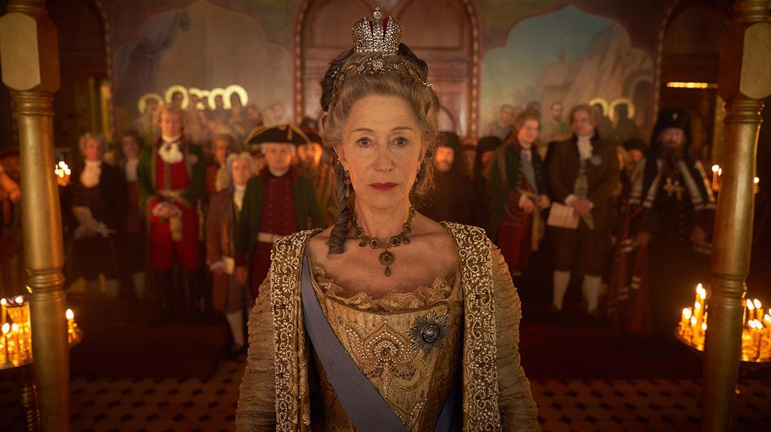 Acting royalty