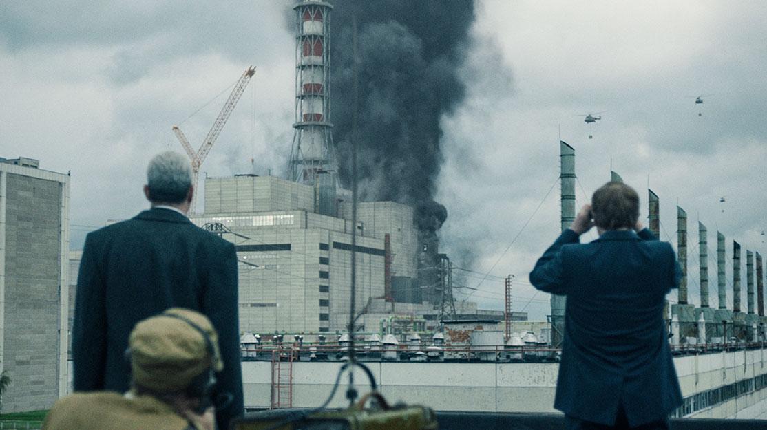 Chernobyl cheer