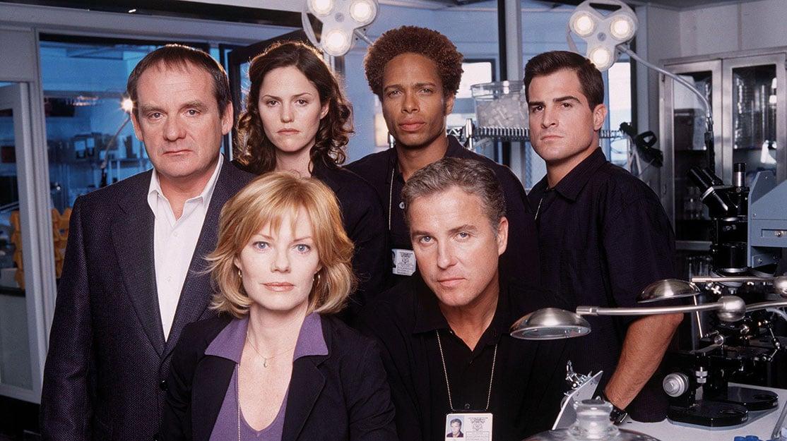 Rewind: CSI
